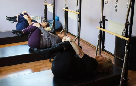 PILATES ADULTO MAYOR